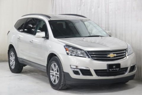 Pre-Owned 2017 Chevrolet Traverse LT AWD 4D Sport Utility