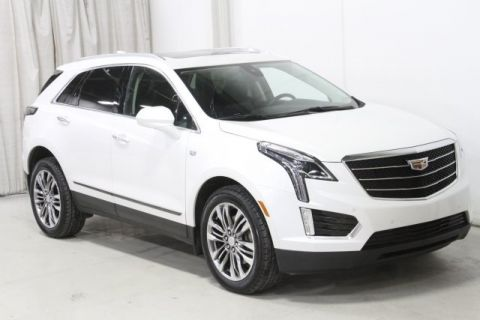 Pre-Owned 2017 Cadillac XT5 Premium Luxury AWD 4D Sport Utility