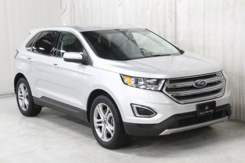 Pre-Owned 2015 Ford Edge Titanium AWD 4D Sport Utility
