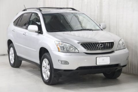 Pre-Owned 2009 Lexus RX 350 AWD 4D Sport Utility