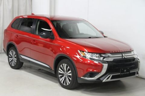 Pre-Owned 2019 Mitsubishi Outlander ES 4WD 4D Sport Utility