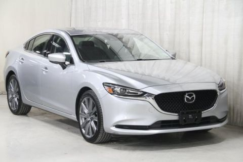 Pre-Owned 2018 Mazda6 Touring FWD 4D Sedan
