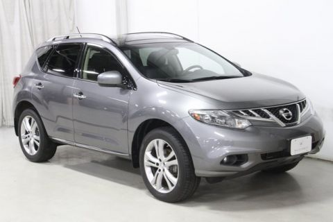 Pre-Owned 2013 Nissan Murano LE AWD 4D Sport Utility