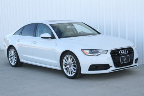 Pre-Owned 2013 Audi A6 3.0T Prestige quattro 4D Sedan