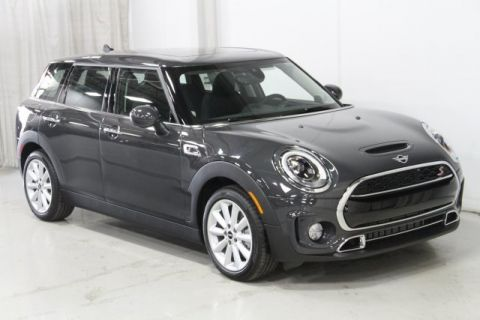 Pre-Owned 2019 MINI Cooper S Clubman FWD 4D Wagon